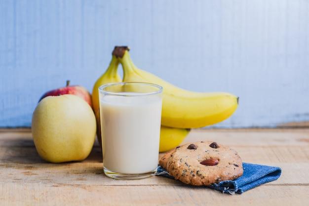 Dieta del platano y leche