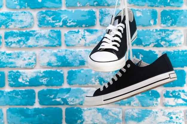 Zapatillas nuevas Foto Premium