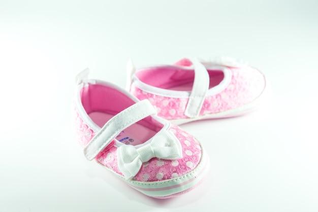 Zapatos de niños Foto Premium