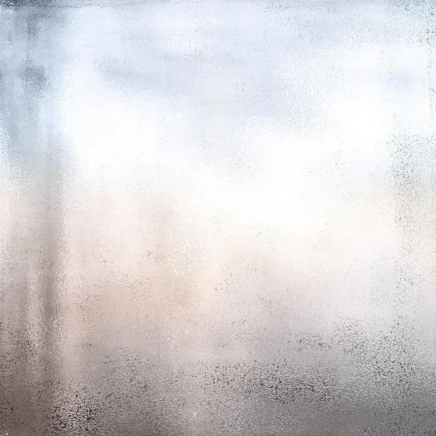 Abstract texture metallica argento Foto Premium