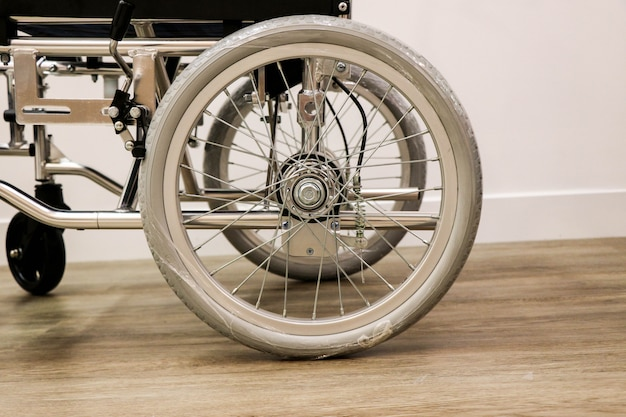Accessori per sedie a rotelle Foto Premium