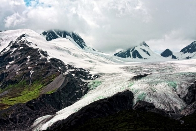 Alaska montagna Foto Gratuite