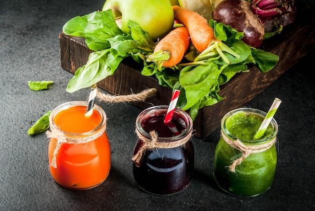 succhi e frullati dietetici disintossicanti