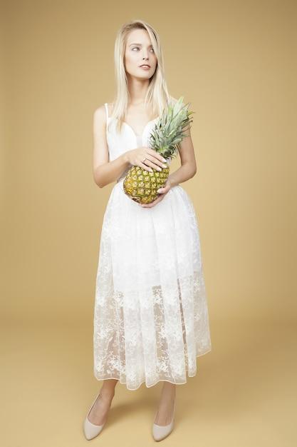 Ananas Foto Premium