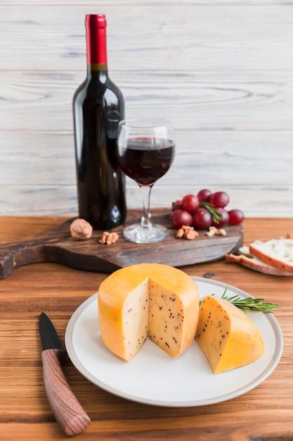Antipasto di formaggio Foto Gratuite