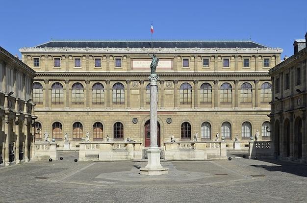 Architettura parigi citt statua monumento francia for Architettura a parigi