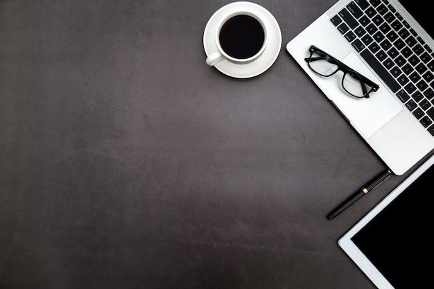 Area di lavoro in ufficio Foto Premium