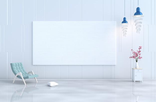 Pareti In Legno Bianco : Arredamento bianco da salotto parete in legno bianco orchidea