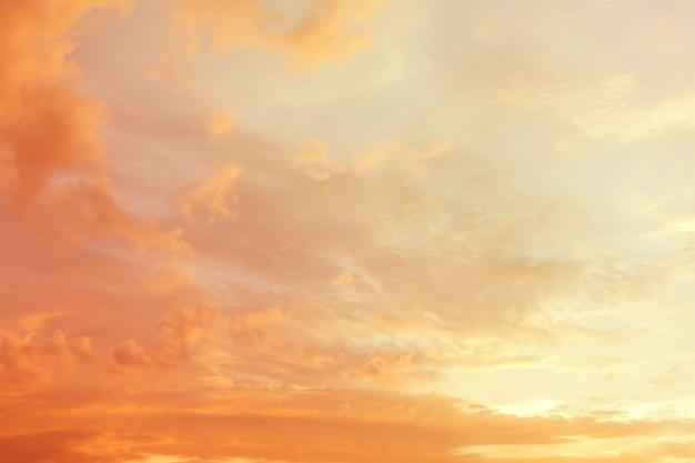 Astratto Colore Nuvole Colore Cielo Pastello Sfondo Colorato