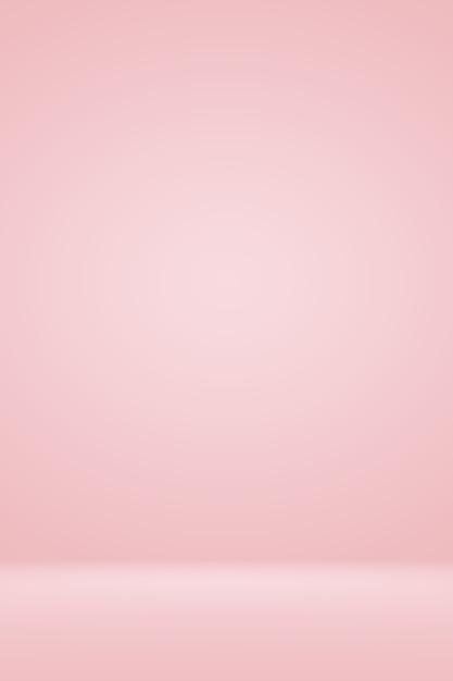 Astratto Rosa Chiaro Sfondo Rosso Natale E Valentines Progettazione