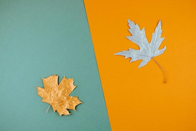 Autunno autunno sfondo Foto Premium