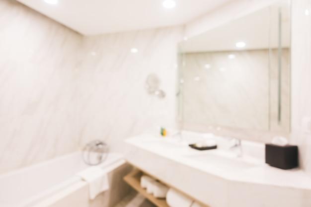 Bagno sfocatura astratta Foto Gratuite