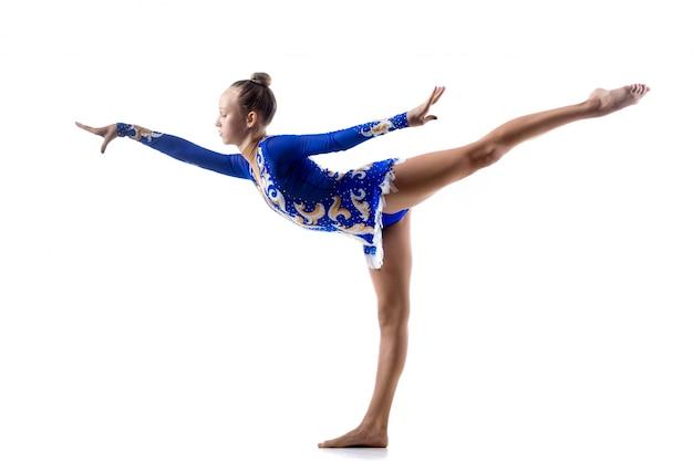 Ballerina che lavora Foto Gratuite