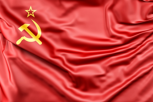 Bandiera dell'urss Foto Gratuite