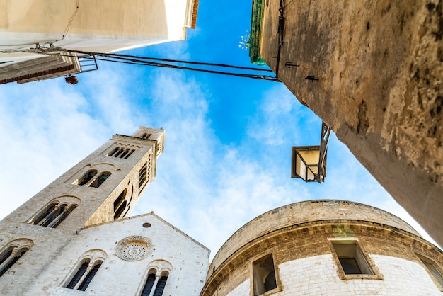 Basilica cattedrale di san sabino Foto Premium