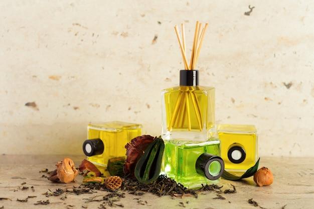 Bastoncini aromatici per la casa Foto Premium
