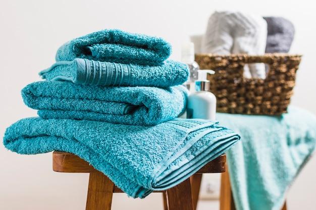 Bella composizione per spa o bagno concetto Foto Gratuite