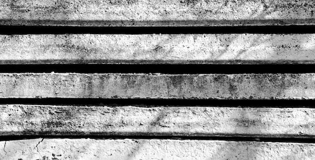 Bella macro texture di pietre, corrosione, oggetti per la casa in legno. Foto Premium