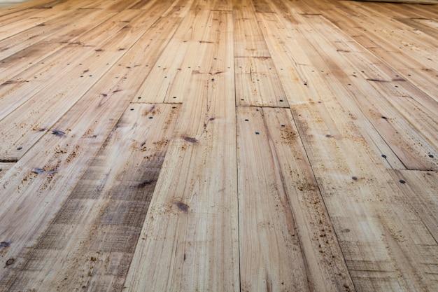 Bella pino pavimento in legno Foto Gratuite
