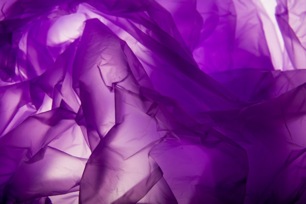 Bella trama purpur. sfondo viola di seta Foto Premium