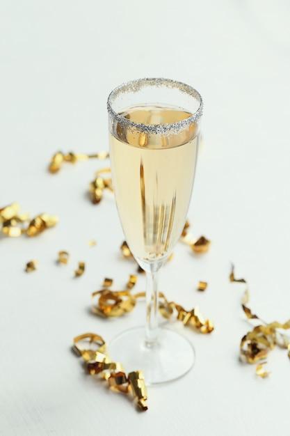 Bicchiere di champagne Foto Gratuite