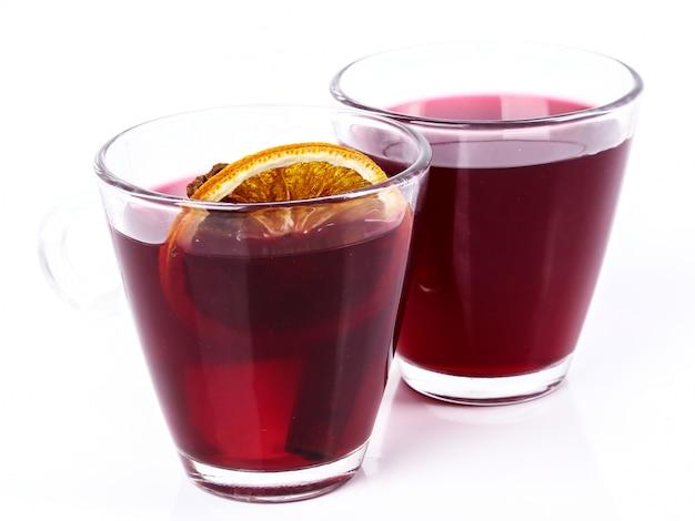 Bicchiere di vino rosso Foto Gratuite