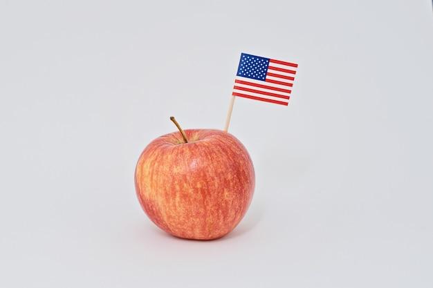 Biglietto di auguri per la celebrazione del president's day in america Foto Premium