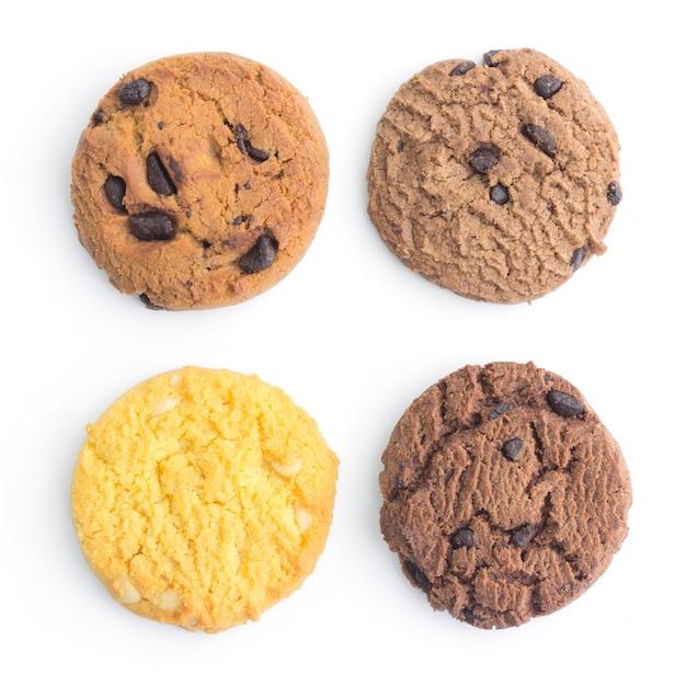 Biscotti fatti in casa Foto Premium