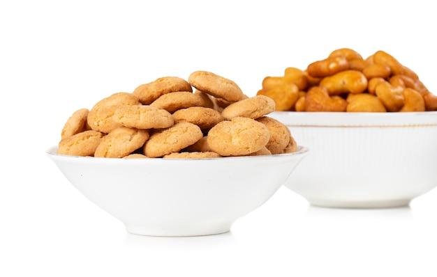 Biscotto dolce biscotto Foto Premium