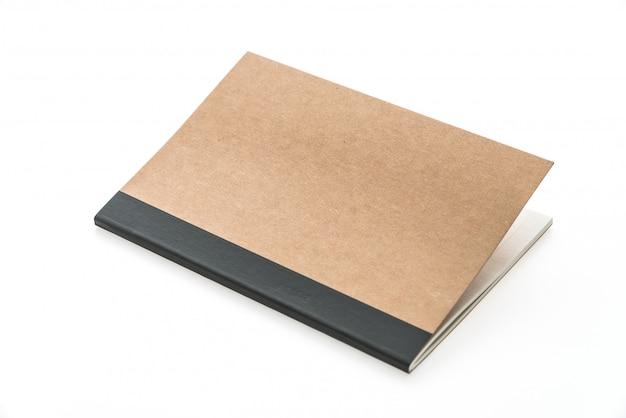 Blank mock up notebook Foto Gratuite
