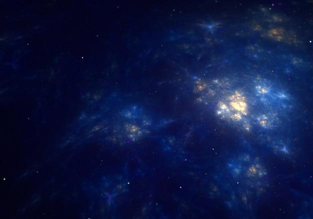 Blu universo galassia carta da parati scaricare foto gratis for Immagini universo gratis