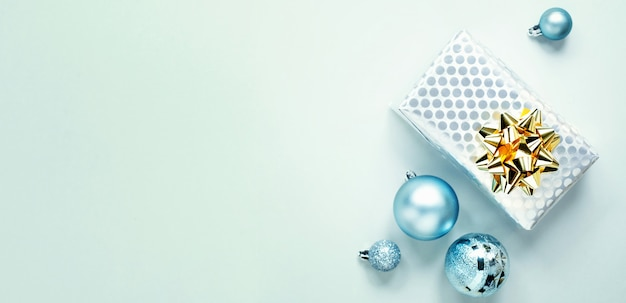 Blue christmas lay lay Foto Gratuite