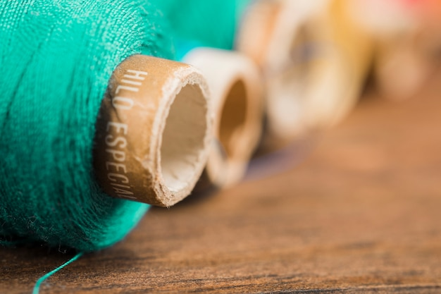 Bobine di filo per cucire Foto Gratuite