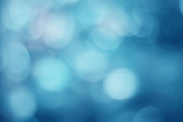 Bokeh bella e colorata per abstract di sfondo. Foto Premium