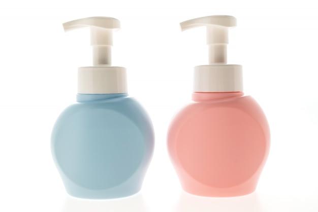 Bottiglia cosmetica Foto Gratuite