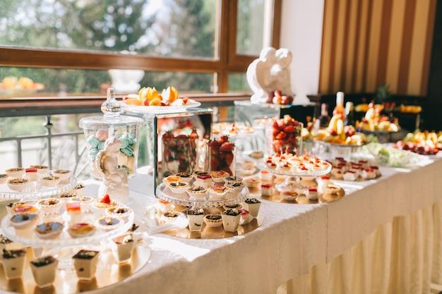 Buffet Di Dolci E Frutta : Il dell hotel sans souci festa danzante e musica dal vivo al