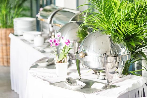Buffet di ristorazione Foto Gratuite