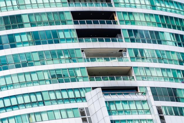 Bulding vetro gigante Foto Gratuite