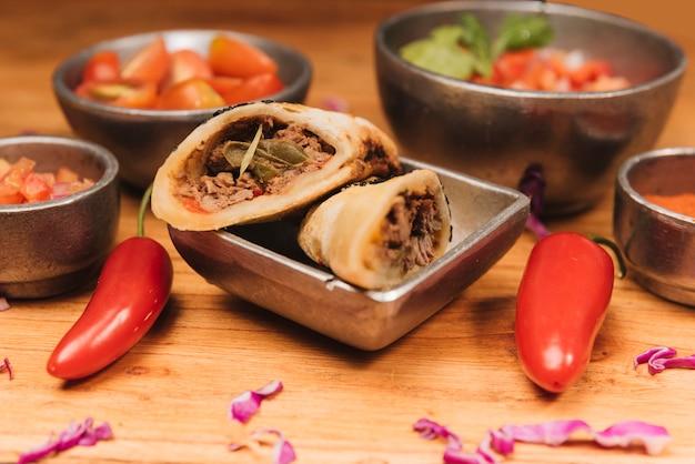 Burrito Foto Gratuite