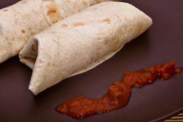 Burritos Foto Premium