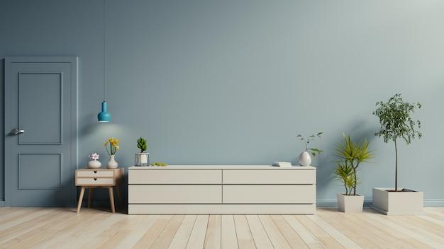 Pavimenti Per Soggiorno Moderno : Cabinet tv sul pavimento in legno nel soggiorno moderno scaricare