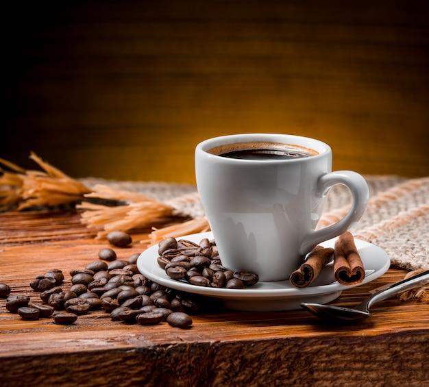 Caffè Foto Premium