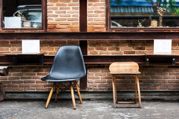 Caffetteria alla moda in città Foto Gratuite