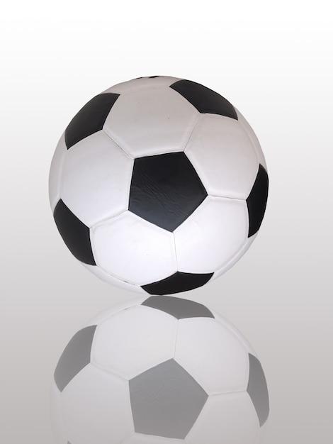 Calcio e ombra Foto Premium
