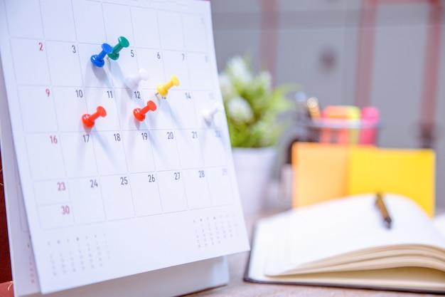 Calendario Foto Premium