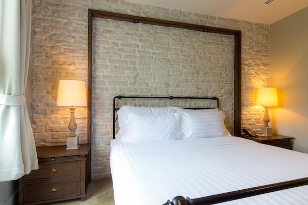 Camera da letto principale Foto Premium