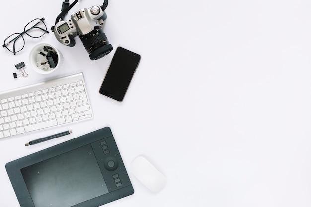 Camera Digitale Tavoletta Grafica Digitale Tastiera Mouse E