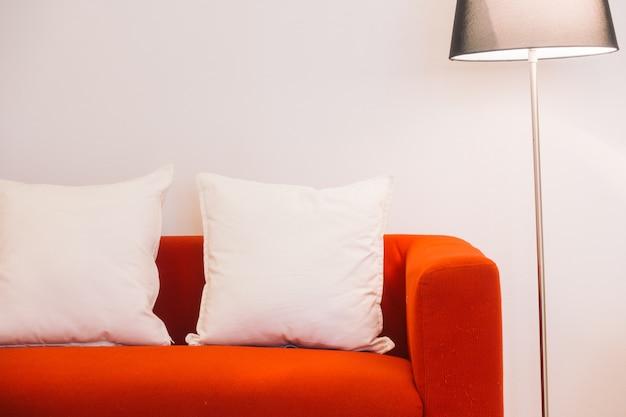 Camera divano moderno in legno immobiliare scaricare foto gratis