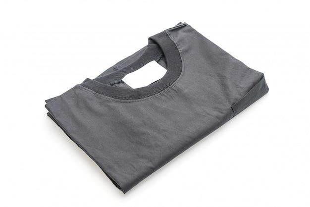 Camicia piegata isolata Foto Premium
