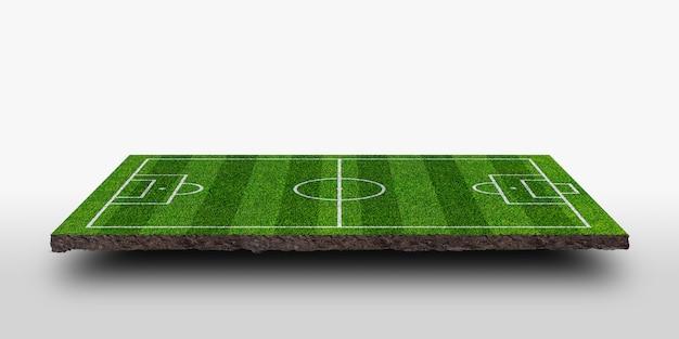 Campo da calcio arena, campo da calcio Foto Premium